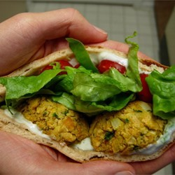Jeanie's Falafel, Friday Night Snacks and More...