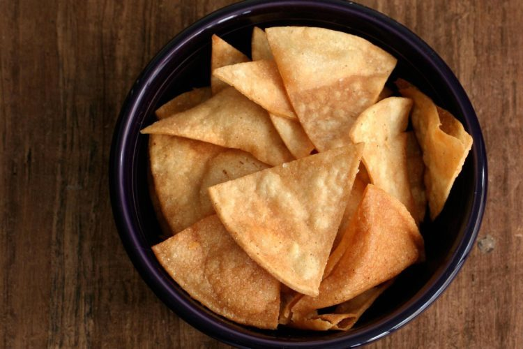 Fried Tortilla Chips, Friday Night Snacks and More...