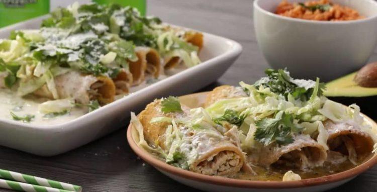 Enchiladas Verdes, Friday Night Snacks and More...