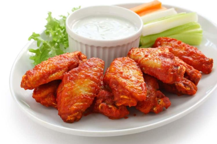 Crispy Oven Baked Chicken Wings, Friday Night Snacks and More...