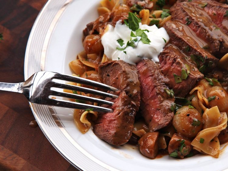 Ultimate Beef Stroganoff, Friday Night Snacks and More...