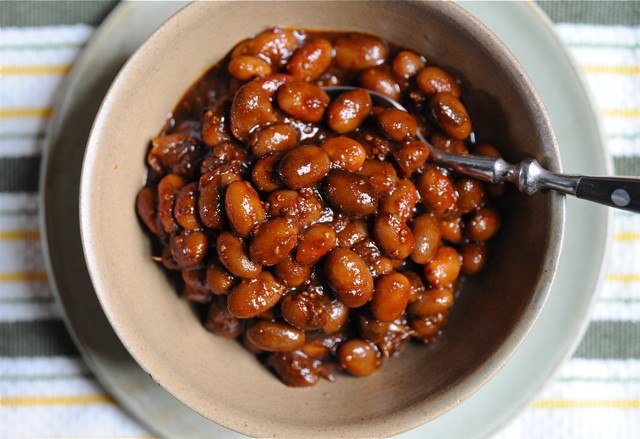 Boston Baked Beans (with or without Bacon), Friday Night Snacks and More...