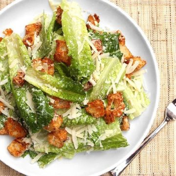 Pacific-Rim Caesar Salad, Friday Night Snacks and More...
