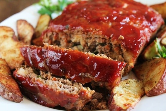 Louisiana Meat Loaf, Friday Night Snacks and More...