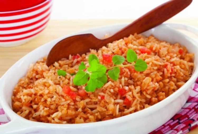Mexican Rice, Friday Night Snacks and More...
