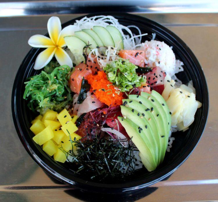 Hawaiian Poke, Friday Night Snacks and More...
