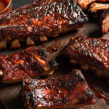 Sous Vide Barbecue Pork Ribs, Friday Night Snacks and More...