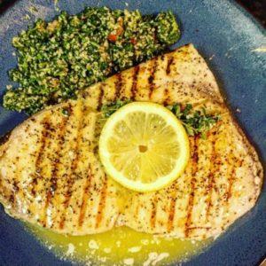 Swordfish Steak Sous Vide, Friday Night Snacks and More...