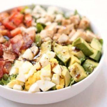 Santa Barbara Cobb Salad, Friday Night Snacks and More...