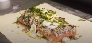 Salmon Coulibiac, Friday Night Snacks and More...