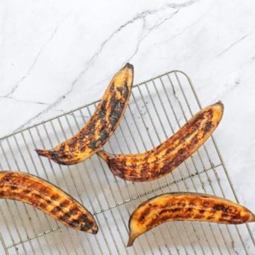 Grilled Banannas, Friday Night Snacks and More...
