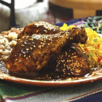 Chicken Mole, Friday Night Snacks and More...
