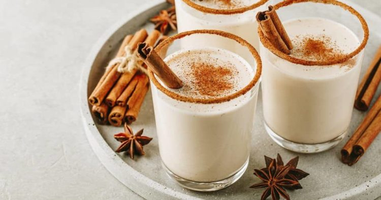 Boozy Eggnog will make you forget 2020 ever happened, Friday Night Snacks and More...