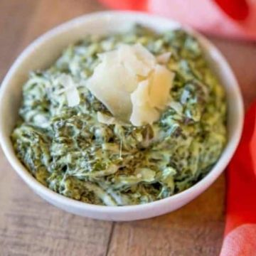 Steakhouse Creamed Spinach, Friday Night Snacks and More...