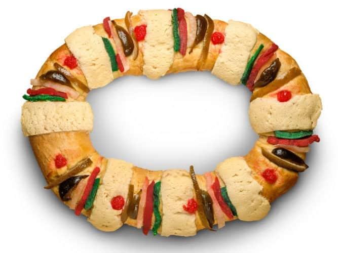 Rosca de Reyes / Mardi Gras King Cake, Friday Night Snacks and More...