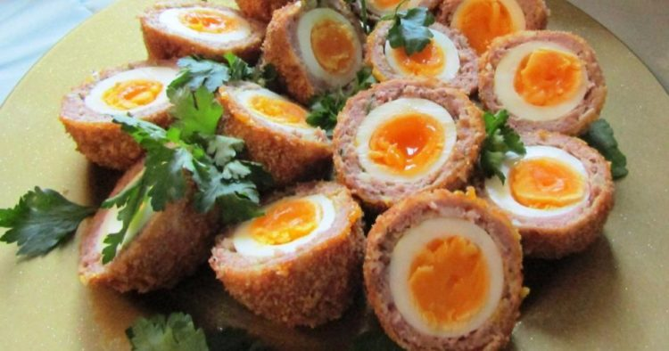 Scotch Eggs, Friday Night Snacks and More...