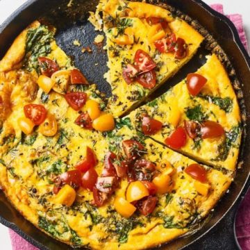 Simple Brunch Frittata, Friday Night Snacks and More...