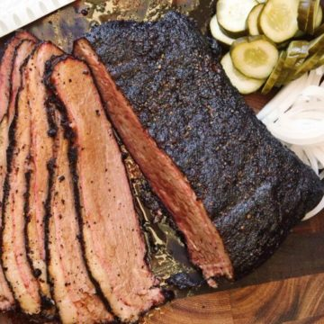Sous Vide Smoked Brisket, Friday Night Snacks and More...