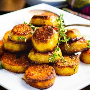 Melting Potatoes Fondant, Friday Night Snacks and More...