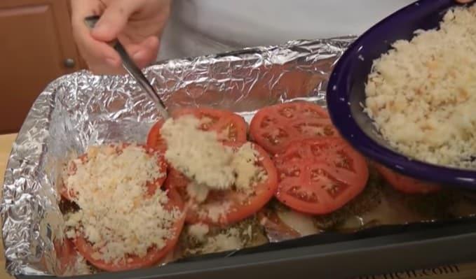 Pesto Baked Chicken, Friday Night Snacks and More...