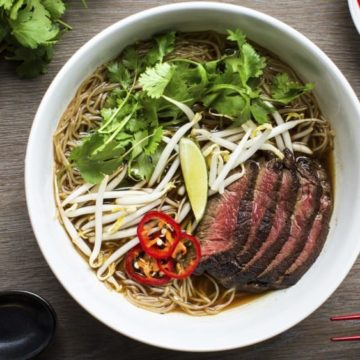 Paleo Beef Pho, Friday Night Snacks and More...
