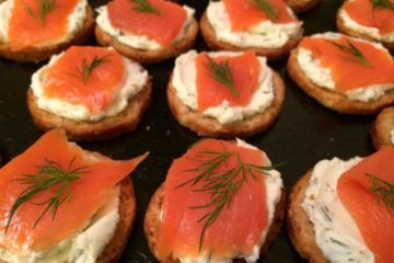 Salmon Crostini2