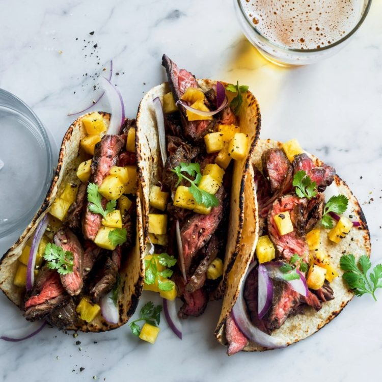 Steak Tacos, Friday Night Snacks and More...