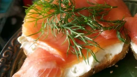 Salmon Crostini from Failed Sourdough, Friday Night Snacks and More...