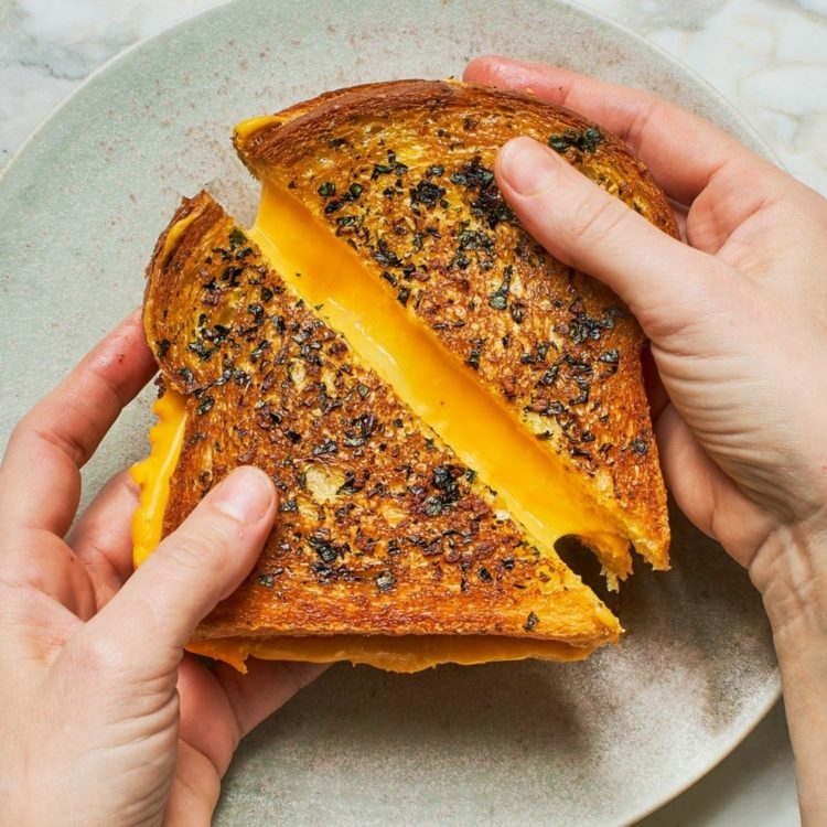 Ultimate Grilled Cheese, Friday Night Snacks and More...