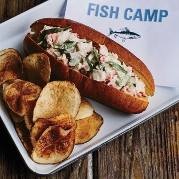 Lobster Roll Sandwich, Friday Night Snacks and More...
