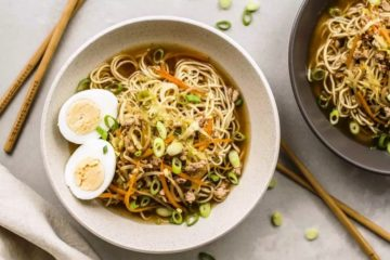 miso ramen japanese soup recipe