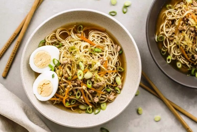 Miso Ramen Soup, Friday Night Snacks and More...