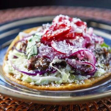 Oxtail Tostadas, Friday Night Snacks and More...