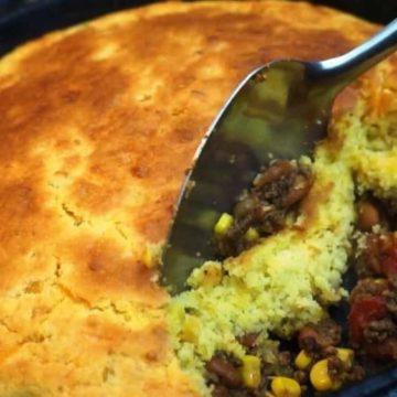 Cazuela Mexicano – Picadillo and Cornbread Casserole, Friday Night Snacks and More...
