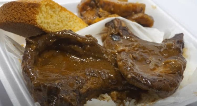 Smothered Pork Chops Baked in Onion Gravy, Friday Night Snacks and More...
