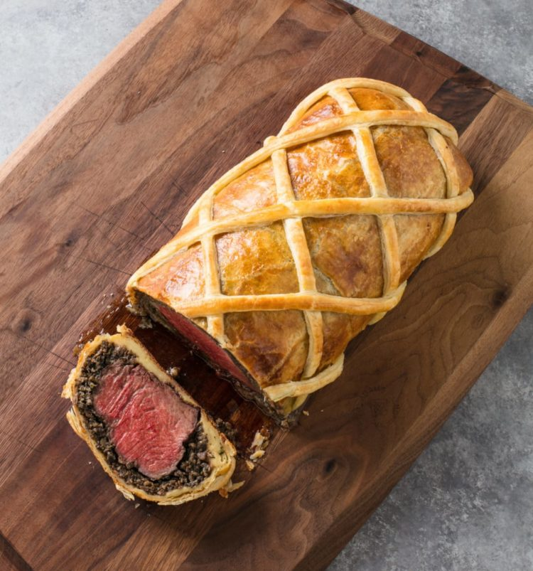 Beef Wellington, Friday Night Snacks and More...