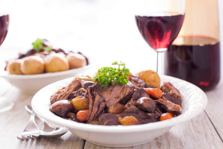 Beef Bourguignon, Friday Night Snacks and More...