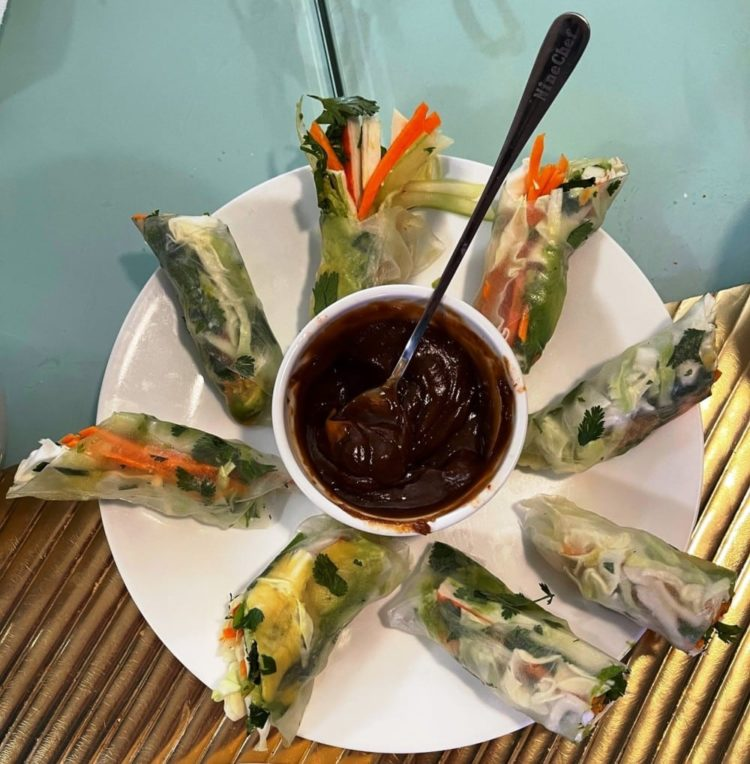 Spring Rolls, Friday Night Snacks and More...