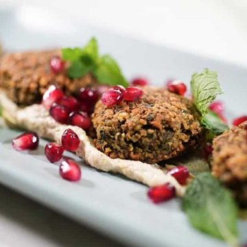 Pistachio Falafel, Friday Night Snacks and More...
