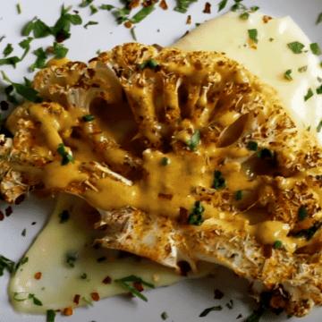 Cauliflower Steaks, Friday Night Snacks and More...