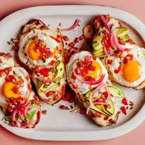 Molletes, Friday Night Snacks and More...