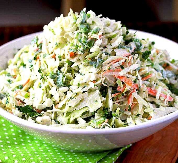 Clean Eating Coleslaw, Friday Night Snacks and More...