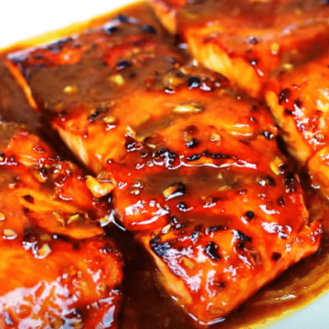 Caramelized Salmon, Friday Night Snacks and More...