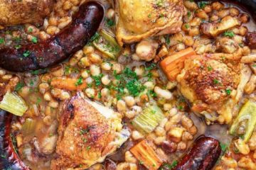 easy french cassoulet recipe4