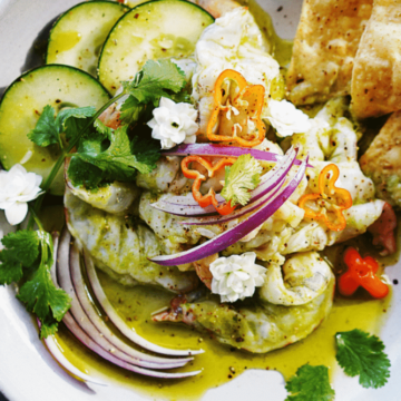 Shrimp Aguachile, Friday Night Snacks and More...