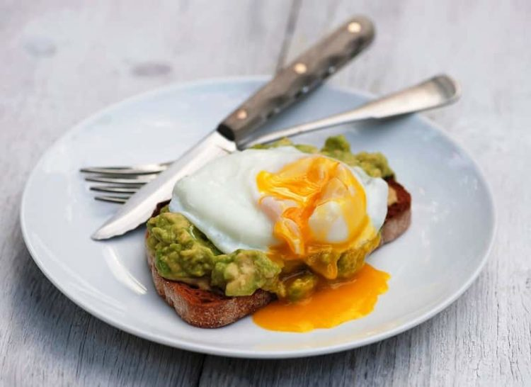 Avocado Toast with Poached Egg, Friday Night Snacks and More...