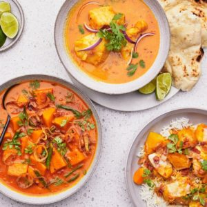 All Purpose Coconut Curry, Friday Night Snacks and More...